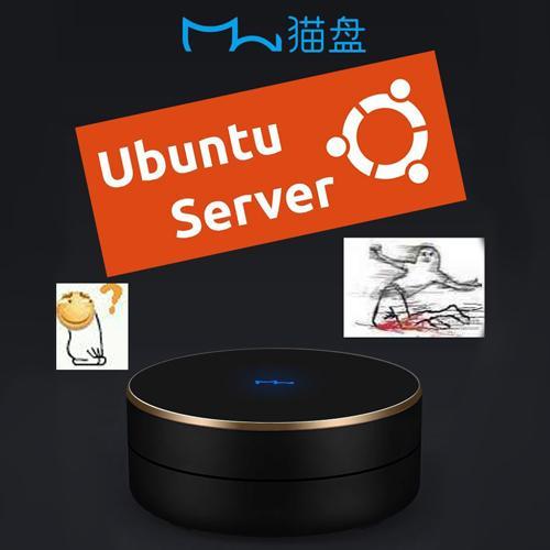 猫盘Ubuntu的另类玩法