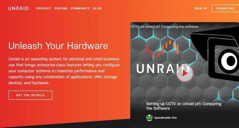 unRaid系列一:系统安装与激活(附欢乐版)